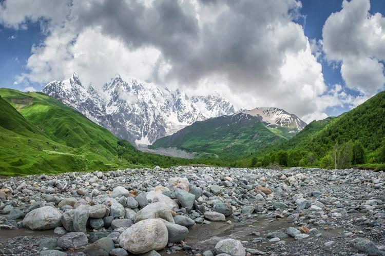 Kaukasus trekking - Georgië