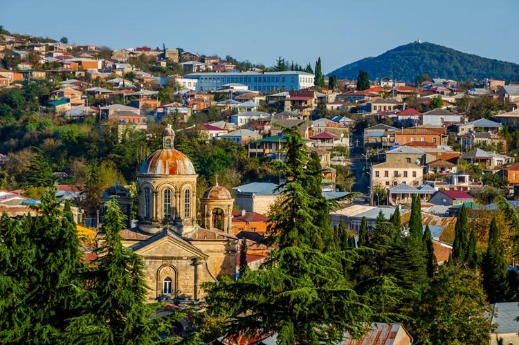 Kutaisi - Georgië