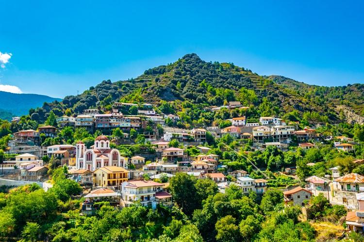 Tochni - Cyprus