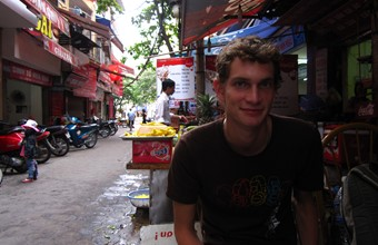 Tim in Vietnam