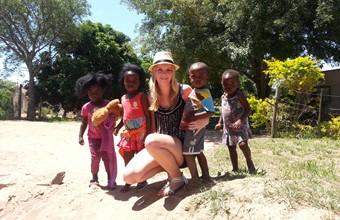 Bo in Zuid-Afrika
