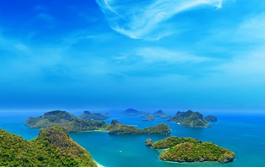 Rainforests and Beaches of Southern Thailand