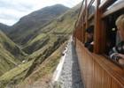 Pak de trein naar de Duivelsneus in Alausí - reis Ecuador
