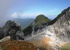 Sibayak vulkaan bij Berastagi