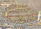 Mozaiek St Georges Church - reis Jordanie