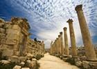 Jerash - reis Jordanië