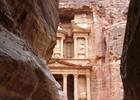 Petra - reis Jordanië