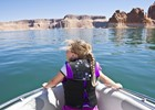 Lake Powell, reis Amerika