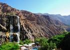 Hammamat Ma'in - reis door Jordanië