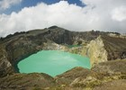 Kelimutu-vulkaan - Moni - rondreis Indonesië