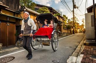 Rundreise Japan