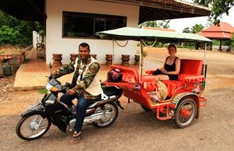 Heidi in Cambodja
