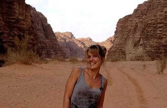 Els in Jordanië