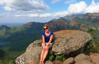 Els in Zuid-Afrika