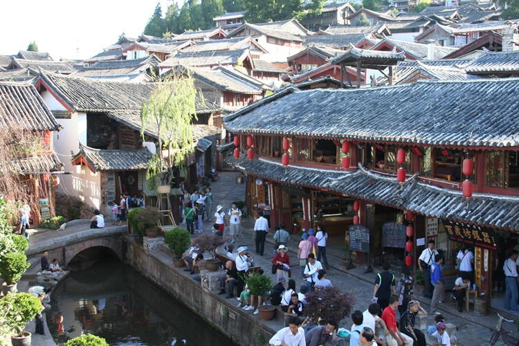Lijiang – Reisebaustein China