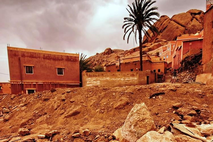 Tafraoute - Marokko
