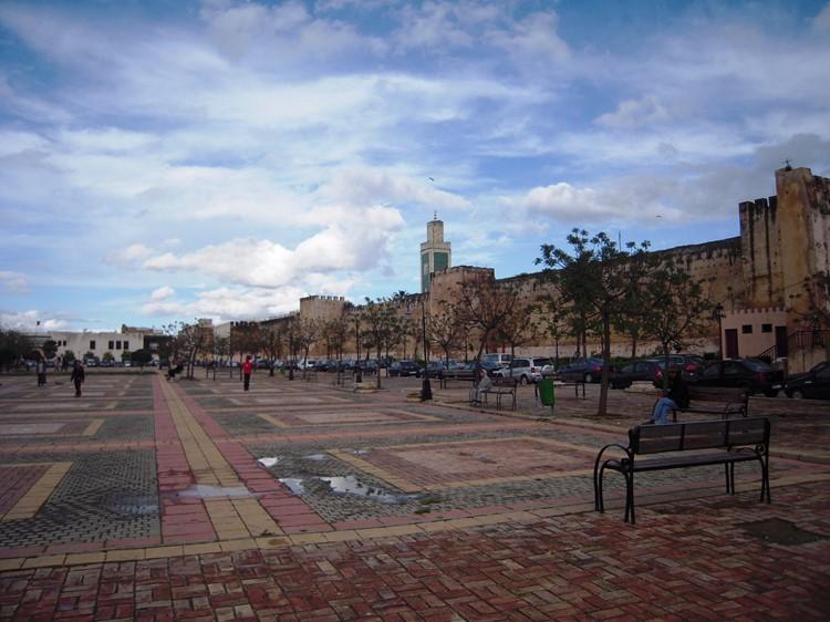 Reisebaustein Marokko - Meknes
