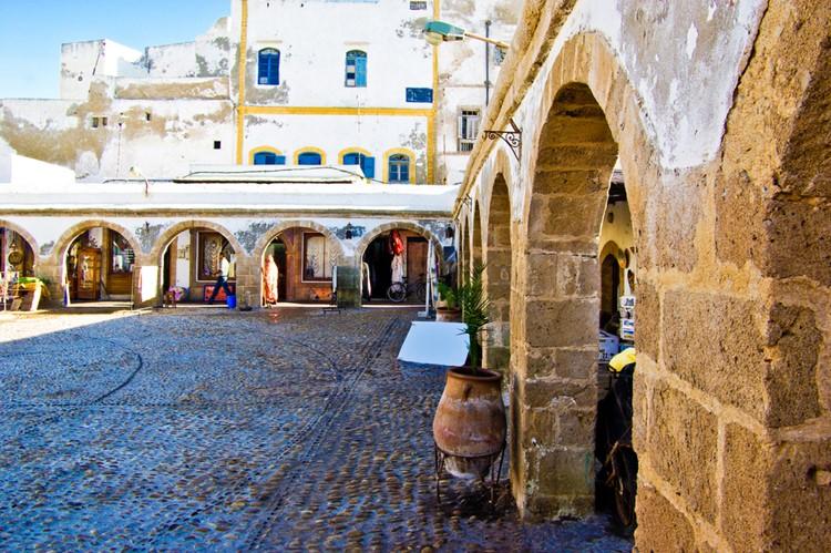 De pleintjes van Essaouira - Marokko