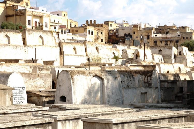 De joodse begraafplaats van Fes - Marokko