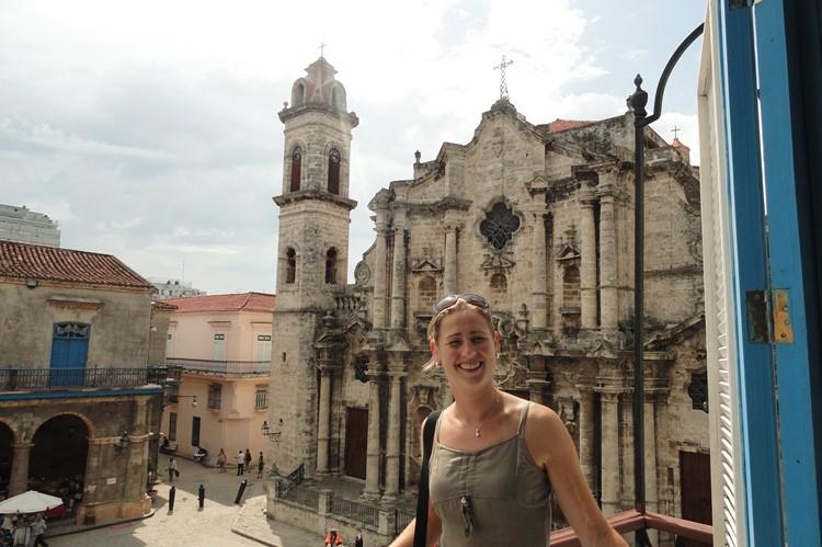 Catedral de San Cristobal, Havana, Cuba
