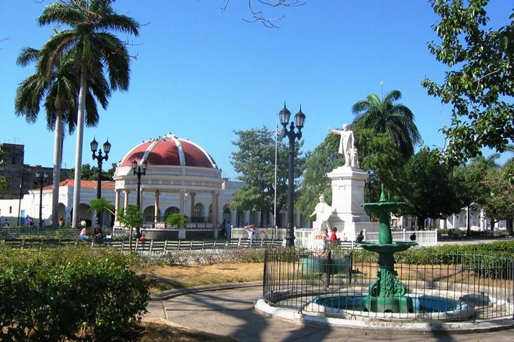 Parque Jose Marti - Cienfuegos