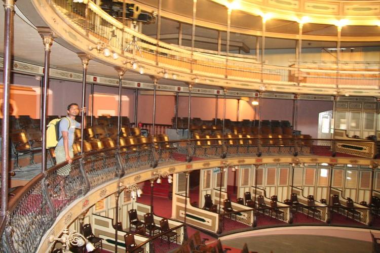 Teatro Tomas Terry - vakantie Cuba