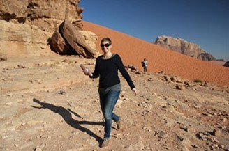 Wadi Rum - Reisebaustein Jordanien