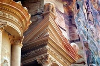 Petra - Reisebaustein Jordanien