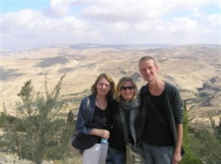 Madaba - Reisbaustein Jordanien