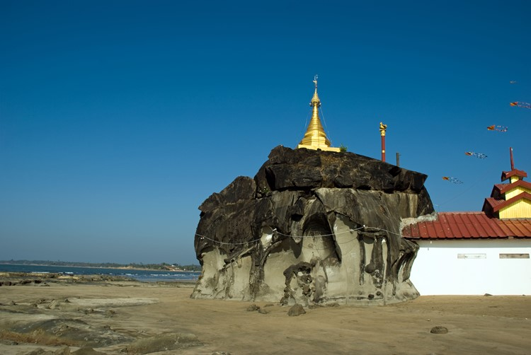 Chaung Tha - Reisebaustein Myanmar