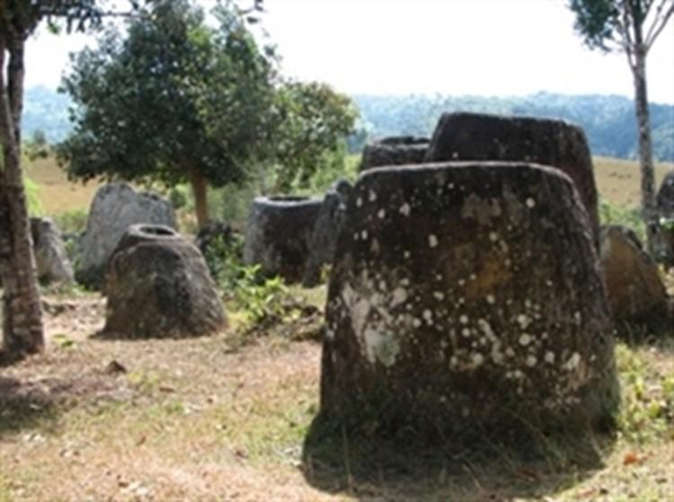 Reisebaustein Laos - Phonsavan