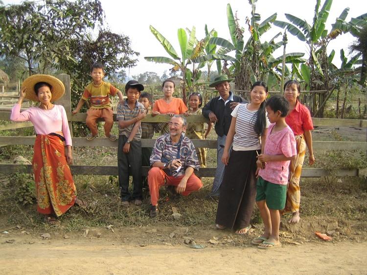 Hpa-an - Reisebaustein Myanmar