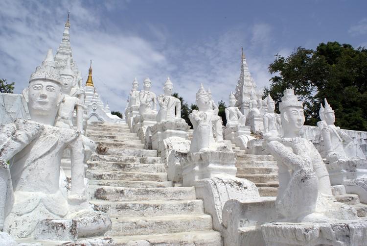 Mandalay - Reisebaustein Myanmar