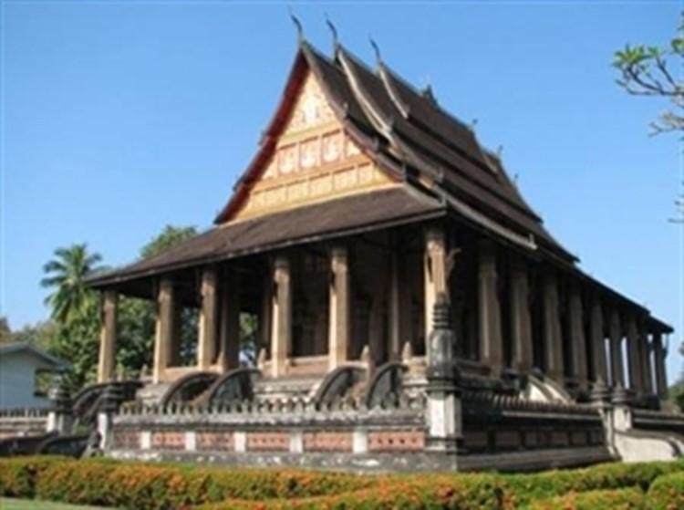 Reisebaustein Laos - Vientiane