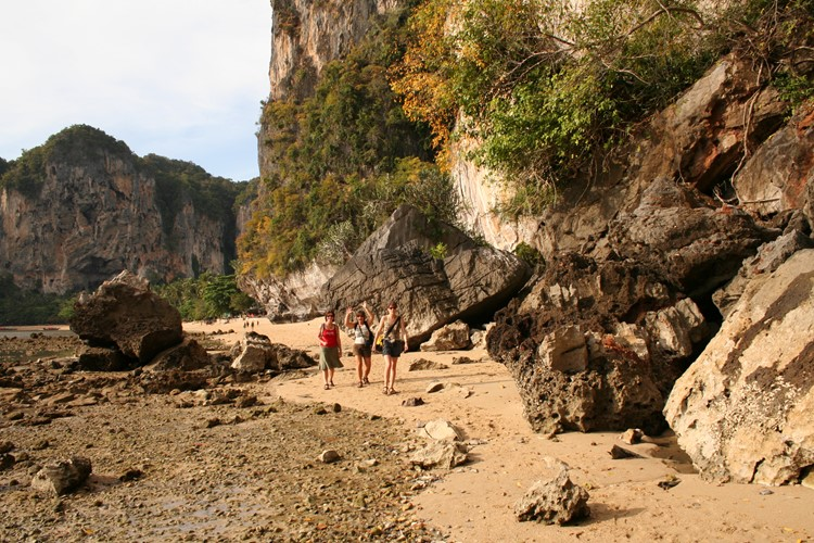 Railay Beach –  Reisebaustein Thailand