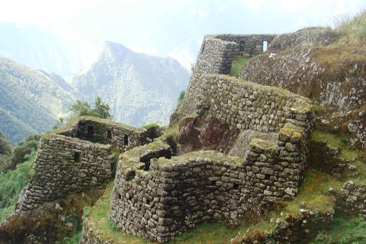 De vierdaagse Incatrail - Zuid Peru