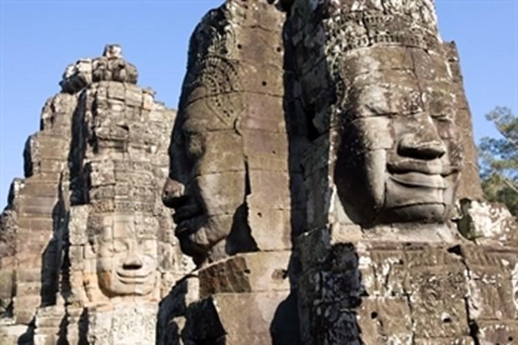 Reisebaustein Kambodascha - Angkor Wat