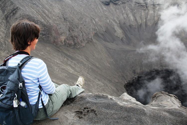 Bromo vulkaan - Indonesie