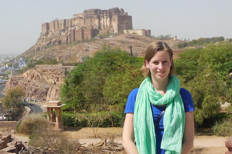 Jodhpur Mehrangargh Fort – reis India
