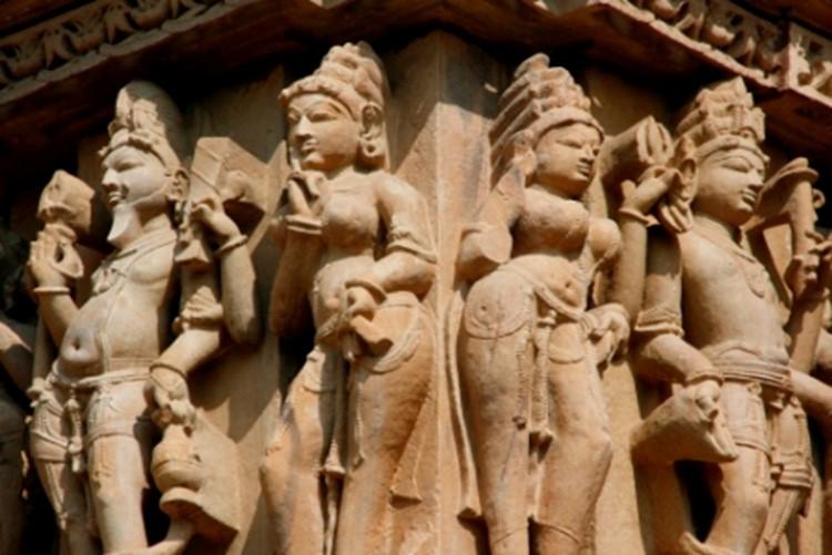 Khajuraho - Reisebaustein