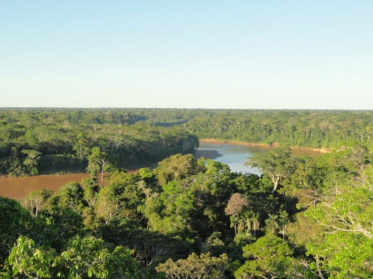 Reisebaustein Peru - Tambopata
