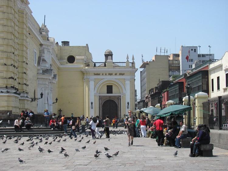 Reisebaustein Peru - Lima