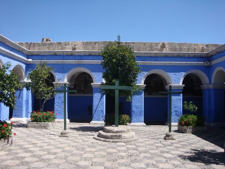 Reisabaustein Peru - Arequipa