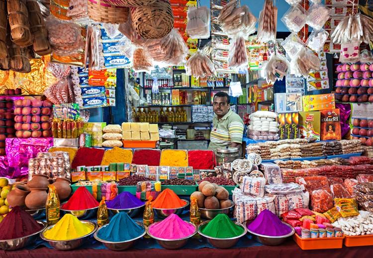 Delhi - Reisebaustein Indien