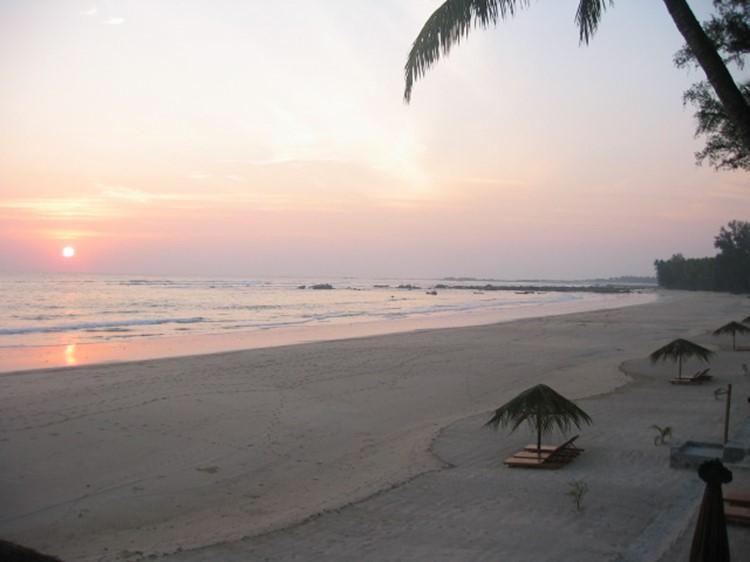 De stranden van Ngapali - Myanmar