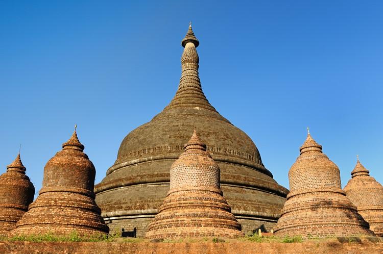 Mrauk U und Sittwe - Reisebaustein Myanmar