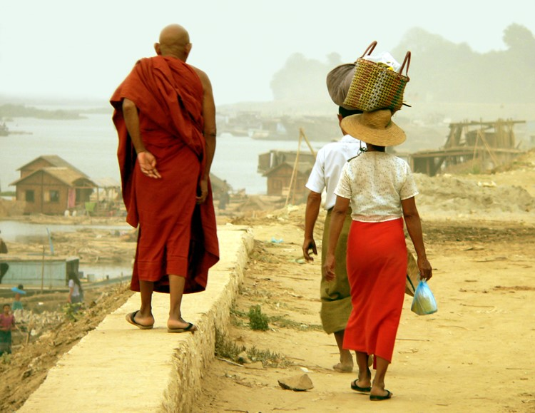 Mawlamyaing - Reisebaustein Myanmar