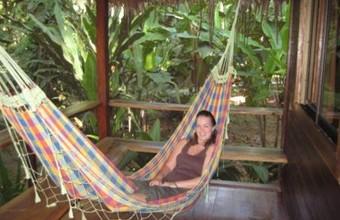 Amber in Costa Rica