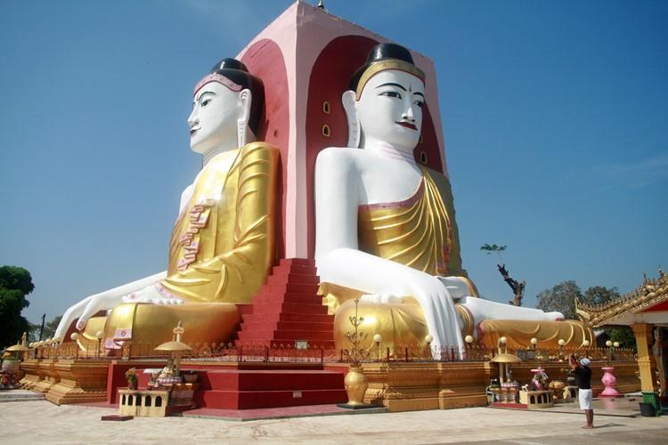 Bago - Reisebaustein Myanmar