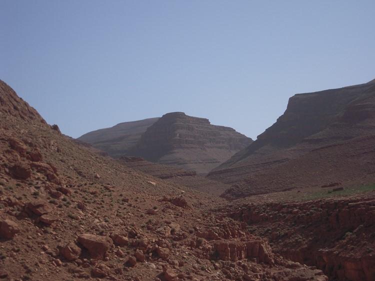 De todrakloof - Marokko